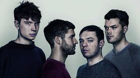 EVERYTHING EVERYTHING - GENERAL ADMISSION STANDING - HEAVEN - WEDS 21/06 - £50!