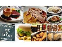 Head chef required for small but busy Cotswold pub