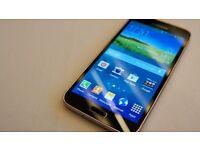 SAMSUNG GALAXY S5 SM-G900F S5 Smartphone- UNLOCKED 16GB 4G - black