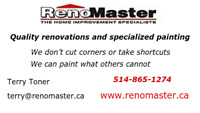 Looking for experienced painter on south shore with vehicle
