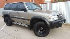 2001 Nissan Patrol SUV  $39/Week on Finance* Holden Hill Tea Tree Gully Area Preview