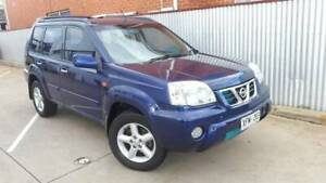 2002 Nissan X-trail Ti Automatic SUV Holden Hill Tea Tree Gully Area Preview