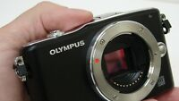 Olympus E-PM1 Pen Mini M4/3 mirrorless camera body