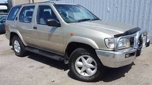 2002 Nissan Pathfinder AUTOMATIC Wagon Gilles Plains Port Adelaide Area Preview
