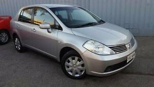 2008 Automatic Nissan Tiida Low 127125kms  Full service History Gilles Plains Port Adelaide Area Preview