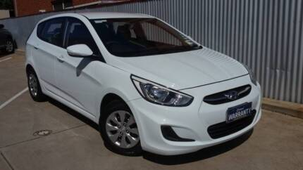 1 Owner FULL HISTORY 2015 Hyundai Accent Hatchback Holden Hill Tea Tree Gully Area Preview