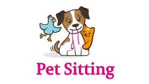 Pet Sitting Services Available