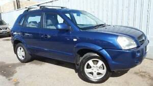 2008 Hyundai Tucson SUV Holden Hill Tea Tree Gully Area Preview