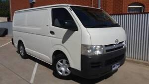 2006 Toyota Hiace Van/Minivan Holden Hill Tea Tree Gully Area Preview