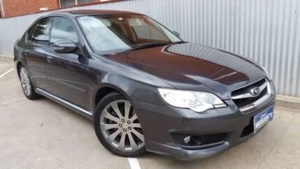 2007 Subaru Liberty Sedan