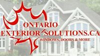 Windows/Doors/Siding Installers and Labours