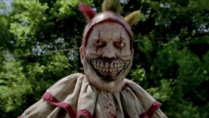 American Horror Story Twisty the Clown Adult Plus Size Costume