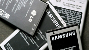 $10 Samsung Battery Note 2 / Note 3 / S3 / S4 / S6 / S6E Deals