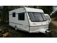 Fleetwood Colchester 2001 2 berth mint condition