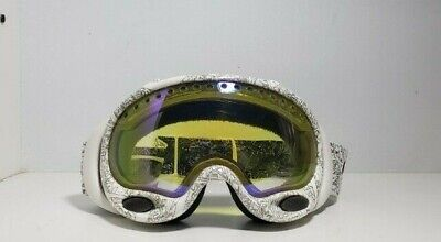 Oakley XS O FRAME Pixel Fade w/ Persimmon Youth Ski Goggles $29.99 Free (Youth Oakley Goggles)