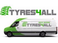Tyres4All Tyre Fitters