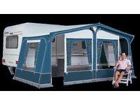 Dorema Montana Full size caravan awning