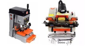 New! Professional Key Cutting Machine Package