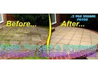 ⋆⋆⋆⋆⋆ LUX - Super Jetting Block Paving/patio/Decking /Driveway Services/Paving Cleaning