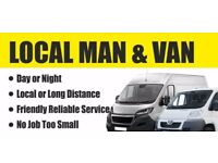 Needing a Removal or a Man with a Van call Pauls Phoenix Removals