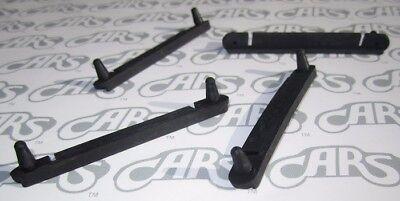 1962-1975 GM Door Drain Hole Seals. Strips. OEM #4489247. Set of 4
