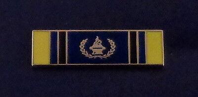 MASTER'S DEGREE police/fire/EMS Uniform Commendation/Award Bar (master)