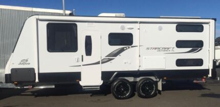 Jayco Starcraft Outback 22ft Torquay Surf Coast Preview
