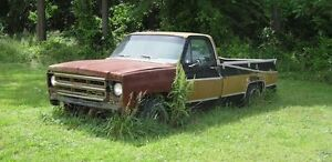 LOOKING FOR UNWANTED 1976 GMC PICKUP TRUCK BLAZER SUBURBAN