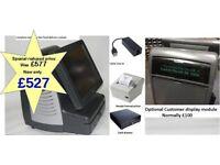 Special bundle epos till system drawer caller line id printer software complete delivery