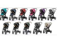 Faulty pushchairs bought for cash oyster bugaboo silvercross Stokke etc