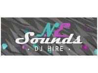 NE Sounds DJ Hire.