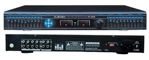 Dual-10-Band-Stereo-Graphic-Digital-Professional-Equalizer-System-19-Rack-Mount