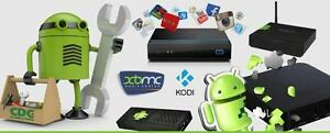 Android TV Boxes Repairs and Sales. KODI Programming by SimplyFreeTV