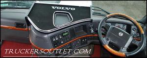 VOLVO FH FM 2002 - 2008 CENTER DASHBOARD TRUCK TABLE [TRUCK PARTS & ACCESSORIES]