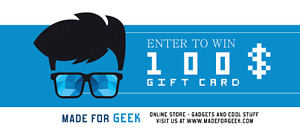 Made For Geek - Online Store