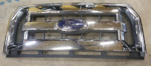 Chrome Ford F150 Grill 2015-2017