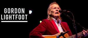 6 Tickets Gordon Lightfoot CENTER FLOOR Row 9 Jun 30 Massey Hall