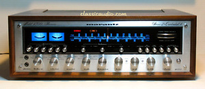 Wanted old vintage receivers & audio equipment.
