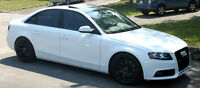 2012 Audi A4 Sedan 6 Speed Mint Condition with Extras!