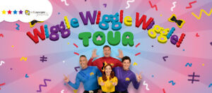The Wiggle Wiggle Wiggle Tour! Toronto! Must See Brand-New Show!