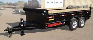 Double A Trailers to fit your needs! Visit Agland Lloyd Today!