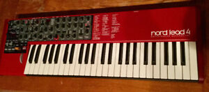 Synth Nord Lead 4