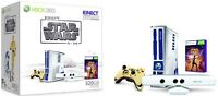 LIMITED EDITION STAR WARS XBOX 360 WITH 500GB