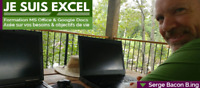Excel: Cours professionnels/Professional Trainings (130$)
