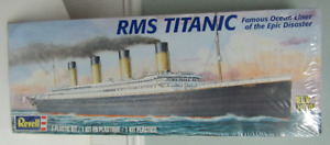 Revell RMS Titanic Ship Boat 1:570 Scale Plastic Model Kit