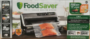 foodsaver vacuum inbox-fm5440-with WARRANTY-$59.99-NO TAX