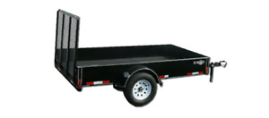 Canadian made  ! Double A Trailers