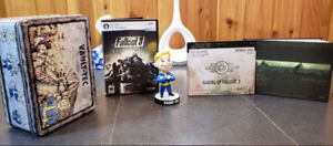 Fallout 3 - Collector's Edition + Fallout 1, 2 and Tactics