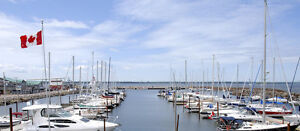 20ft dock/berth at the Pointe-du-Chene Yacht Club