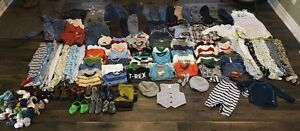 Boys clothing 12m to 2T and shoes